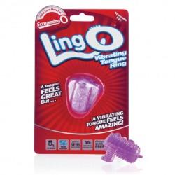 Wibrator na język - The Screaming O The LingO Purple