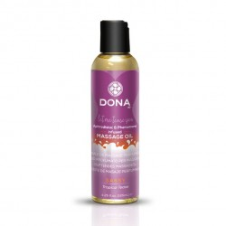 Olejek do masażu - Dona Scented Massage Oil Tropical Tease 125 ml
