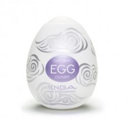 Japoński masturbator - Tenga Egg Cloudy 1szt