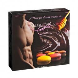 Zestaw akcesoriów na prezent - Voulez-Vous... Gift Box Desserts