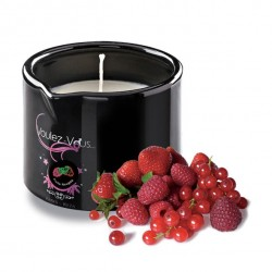 Świeca do masażu - Voulez-Vous... Massage Candle Red Fruits