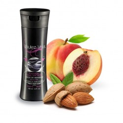 Olejek do masażu - Voulez-Vous... Massage Oil Almond Peach