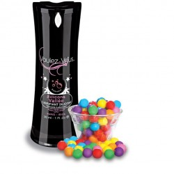 Lubrykant silikonowy - Voulez-Vous... Silicone Lubricant Bubblegum