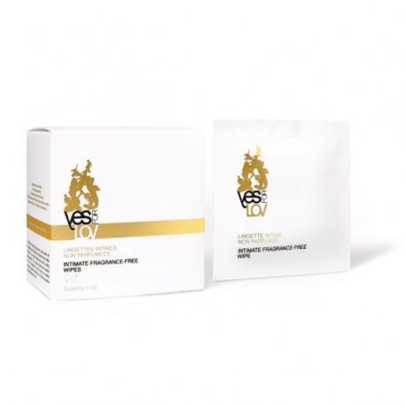Chusteczki do higieny intymnej - YESforLOV Intimate Fragrance-Free Wipes