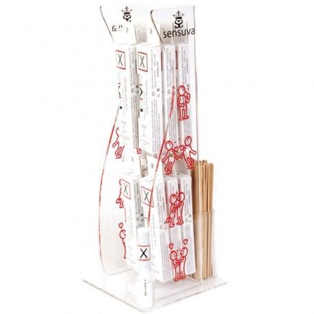 Display - Sensuva X On The Lips Tower