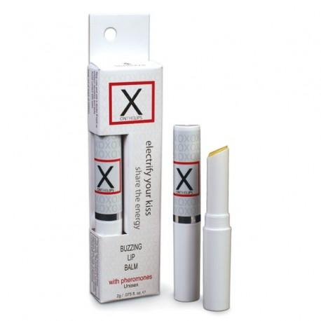 Balsam do ust - Sensuva X On The Lips