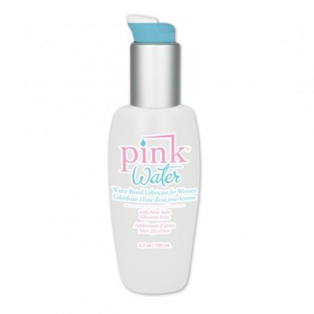 Wodny środek nawilżający - Pink Water Water Based Lubricant 100 ml