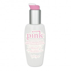 Lubrykant silikonowy - Pink Silicone Lubricant 100 ml