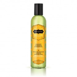 Naturalny olejek do masażu - Kama Sutra Naturals Massage Oil Coconut