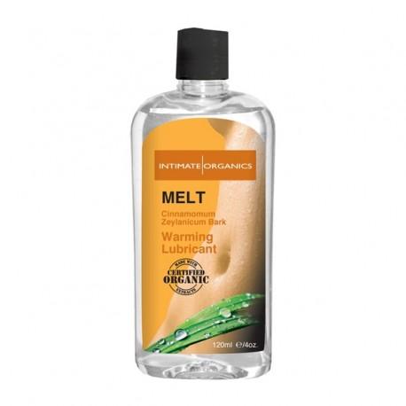 Żel nawilżający rozgrzewający - Intimate Organics Melt Warming Lubricant 120 ml