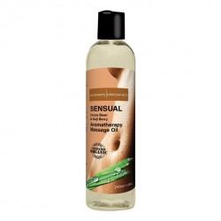 Zmysłowy olejek do masażu - Intimate Organics Sensual Massage Oil 240 ml