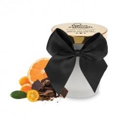 Świeca do masażu - Bijoux Cosmetiques Dark Chocolate Massage Candle Ciemna Czekolada