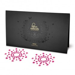 Nakładki na sutki - Bijoux Indiscrets Mimi Pink Różowe