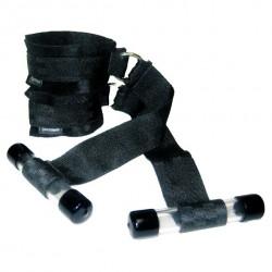 Kajdanki na drzwi - Sportsheets Door Jam Cuffs