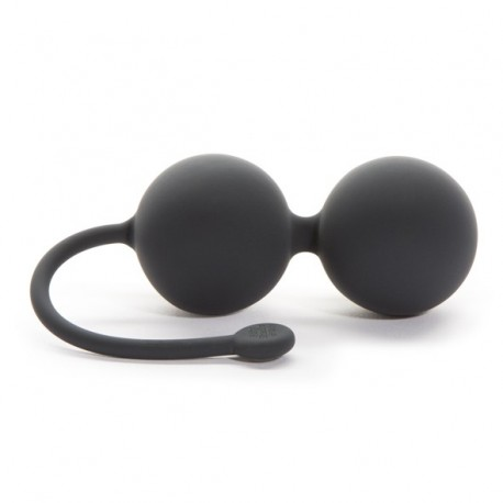 Kulki gejszy - Fifty Shades of Grey Silicone Jiggle Balls