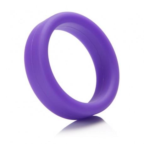 Tantus - Pierścień na członka - Super Soft C-Ring Purple Fioletowy