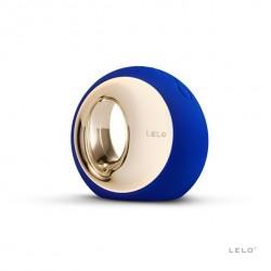 Stymulator oralny - Lelo Ora Oral Sex Simulator Midnight Blue