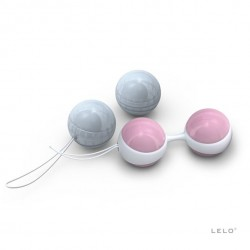 Kulki gejszy - Lelo Luna Beads Mini