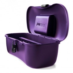 Pudełko na akcesoria - Joyboxx Hygienic Storage System Purple