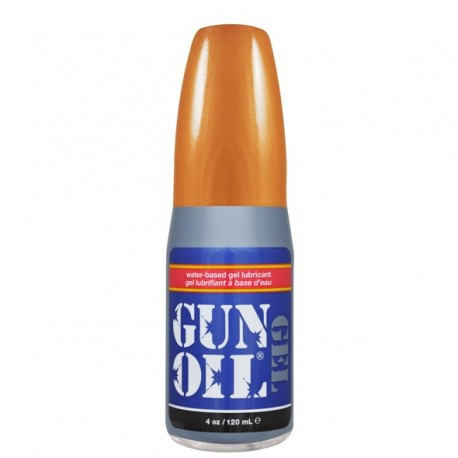 Żell nawilżający - Gun Oil Water Based Gel Lubricant 120 ml