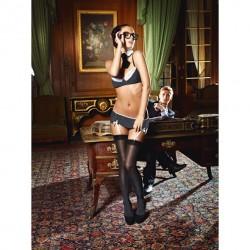 Przebranie sekretarka - Baci Sexy Secretary Set S/M