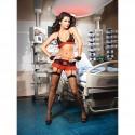 Przebranie pielęgniarki - Baci Peek-A-Boo Nurse Set S/M