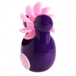 Stymulator Sqweel Go - Oral Sex Toy Purple
