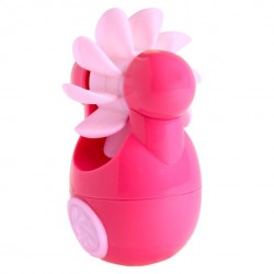 Stymulator Sqweel Go - Oral Sex Toy Pink