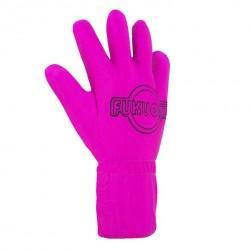 Fukuoku - Rękawiczka do masażu, prawa - Massage Glove Right S/M Pink