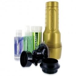 Masturbator i akcesoria - Fleshlight Stamina Training Unit STU Value Pack
