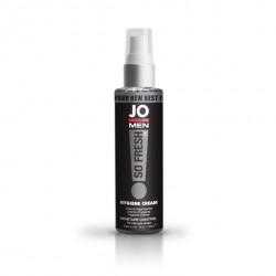 Krem do higieny intymnej dla mężczyzn - System JO Men So Fresh Hygiene Cream 120 ml