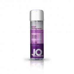 Krem do golenia dla kobiet - System JO Total Body Shave Unscented 240 ml Bezwonny