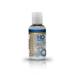 Lubrykant analny - System JO Anal H2O Lubricant Cool 75 ml Chłodzący