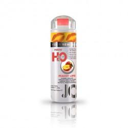 Lubrykant smakowy wodny - System JO H2O Lubricant Peach 120 ml, Brzoskwinia