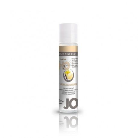 Lubrykant smakowy wodny - System JO H2O Lubricant Vanilla 30 ml, Wanilia