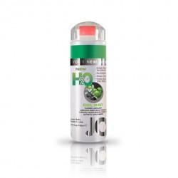Lubrykant smakowy wodny - System JO H2O Lubricant Mint 120 ml, Mięta