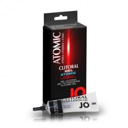 Żel stymulujący łechtaczkę - System JO Clitoral Stimulant Warming Atomic 10 ml Najmocniejszy