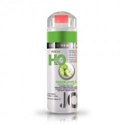 Lubrykant smakowy wodny - System JO H2O Lubricant Apple 120 ml Jabłko