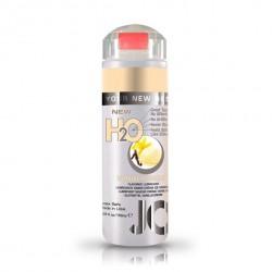 Lubrykant smakowy wodny - System JO H2O Lubricant Vanilla 150 ml Wanilia