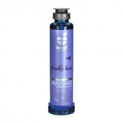 Owocowy olejek do masażu - Jagoda Porzeczka 200 ml