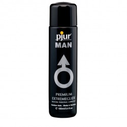 Silikonowy lubrykant analny tylko dla mężczyzn - Pjur Man Premium Extreme Glide 100 ml