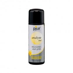 Środek analny silikonowy - Pjur Analyse Me Glide 30 ml
