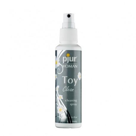 Środek czyszczący do akcesoriów - Pjur Woman Toy Clean 100 ml