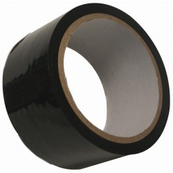 Taśma do bondage - S&M Black Bondage Tape