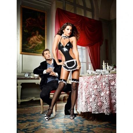 Przebranie pokojówki - Baci At Your Service French Maid Set One Size