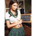 Przebranie uczennicy - Baci Boarding School Schoolgirl Set One Size