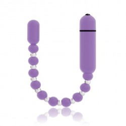 PowerBullet - Wibrator analny - Booty Beads 2