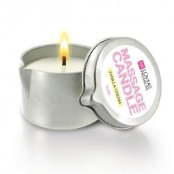 Świeca do masażu - LoversPremium (zapach krem waniliowy)