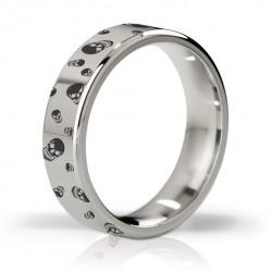 Pierścień erekcyjny polerowany i grawerowany 55mm - Mystim His Ringness Duke