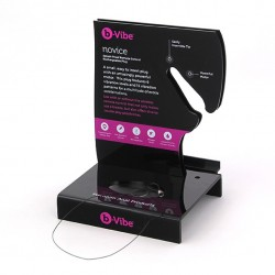 Ekspozytor - B-Vibe Novice Plug Tester Display